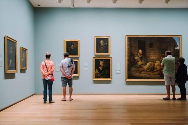 Art Galleries Paintings