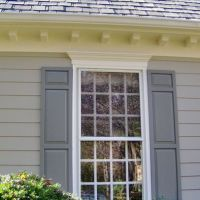 outside window trim ideas