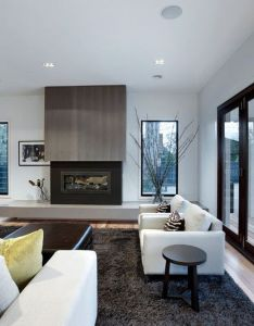 Modern style house plan beds baths sq ft also rh za pinterest