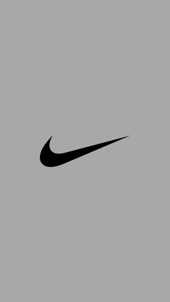 White Nike Logo Transparent Background