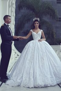 To look like a queen on my wedding day is my dream ...
