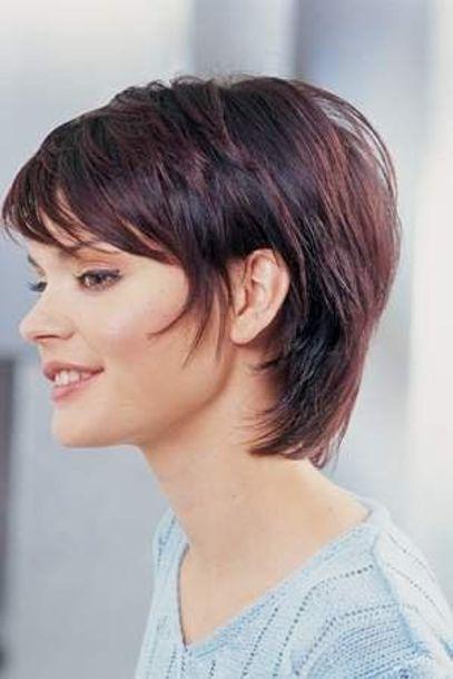 Verschiedene Frisuren Für Feines Haar 2015 El Pinterest