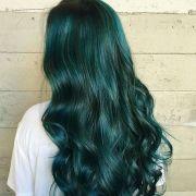 juicy green hair ideas mint