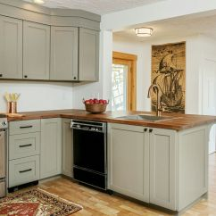 Ikea Shaker Kitchen Cabinets Table For Sale Semihandmade Diy
