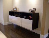 besta ikea wall mounted shelves | Ikea Besta floating ...