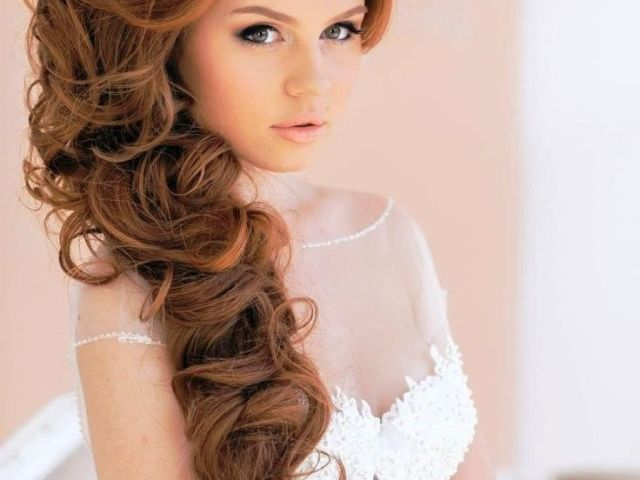 20 wedding hairstyles with tiara ideas | curly wedding hairstyles