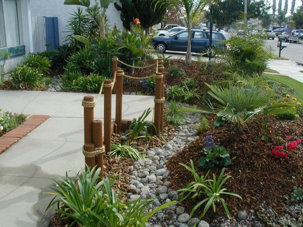 alluring front yard landscaping