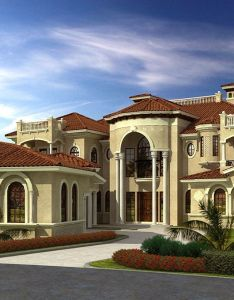 Complete with guest cottage aa architectural designs house plans also plan design rh pinterest