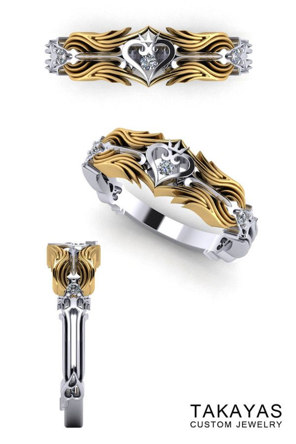 Image Result For Takayas Custom Jewelry Kingdom Hearts