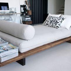 Diy Daybed Sofas Sleek Wooden Sofa Designs Projekti Verkaranta Blog Home Decor