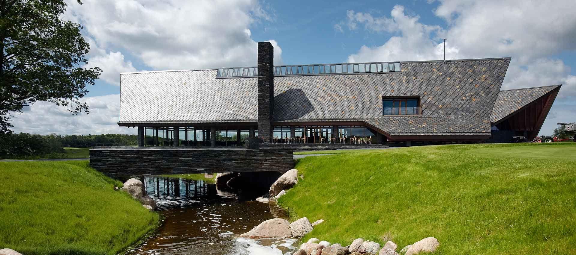 Modern Scandinavian Architecture