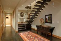 modernist open staircase - Google Search | Stairs ...