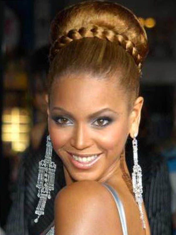 Braided Bun Hairstyles For Black Women Hairstyley Com