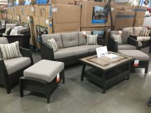 Agio International 6 Piece Patio Set From Costco