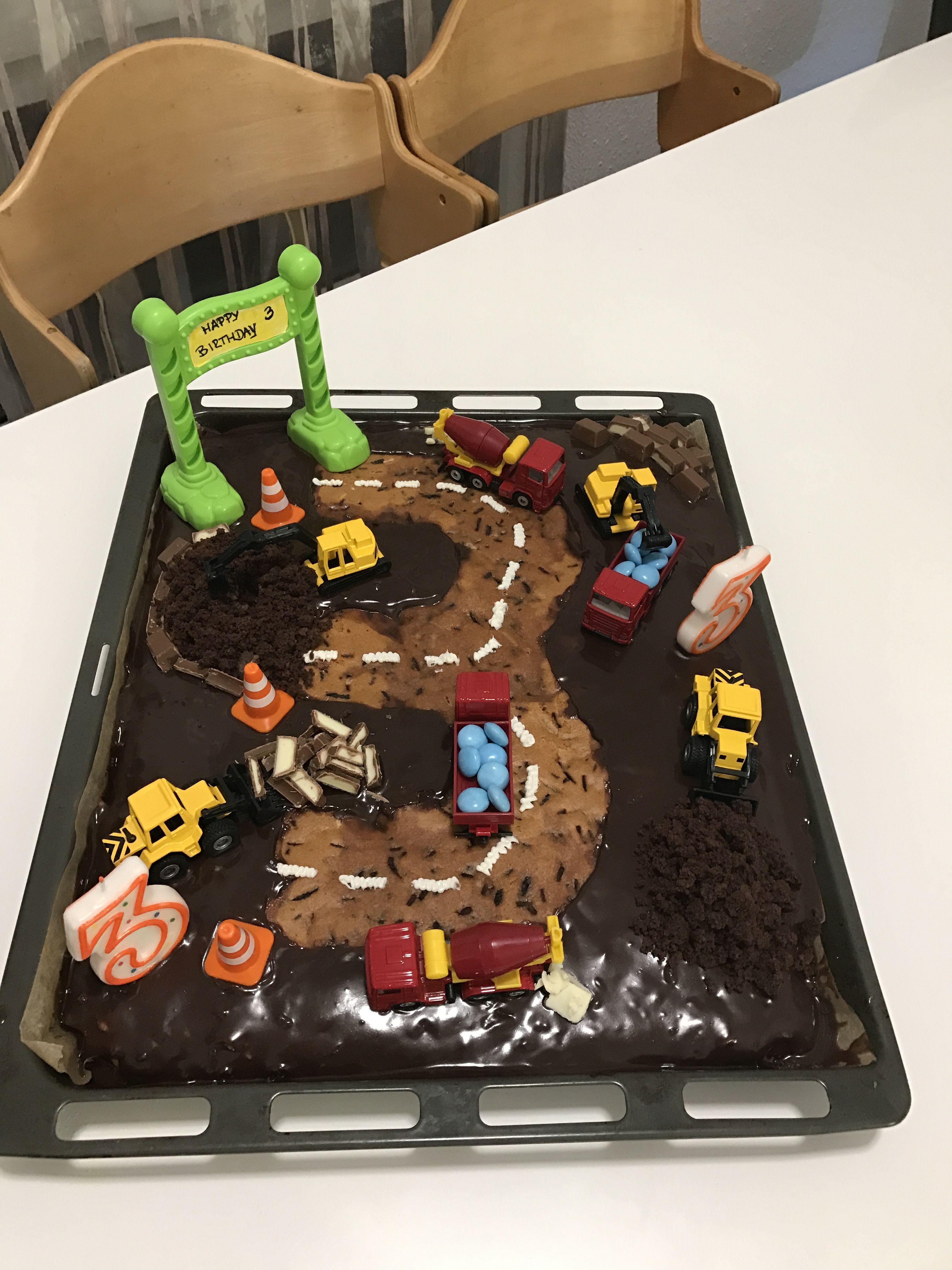 Kuchen Baustelle Rezept Pferdekoppel Geburtstagskuchen Von Dr Oetker