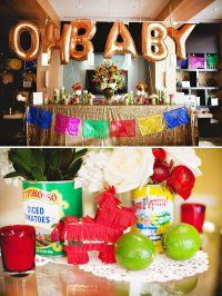 Fabulous Fiesta Inspired Baby Shower {Gender Neutral ...
