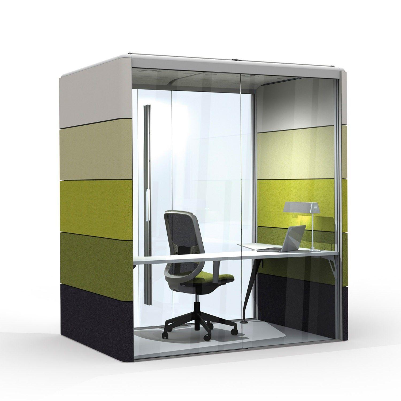 Air3 Acoustic Mini Office Pod  Orangebox httpwww