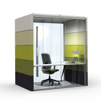 Air3 Acoustic Mini Office Pod | Orangebox http://www ...