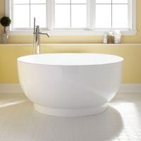 """51"""" Kaimu Acrylic Japanese Soaking Tub   Japanese soaking ..."""