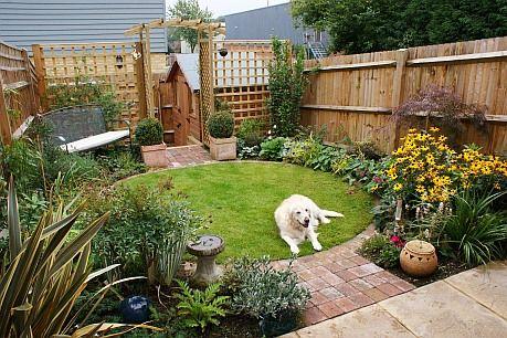 Small Modern Garden Design Ideas Low Maintenance Garden Ideas