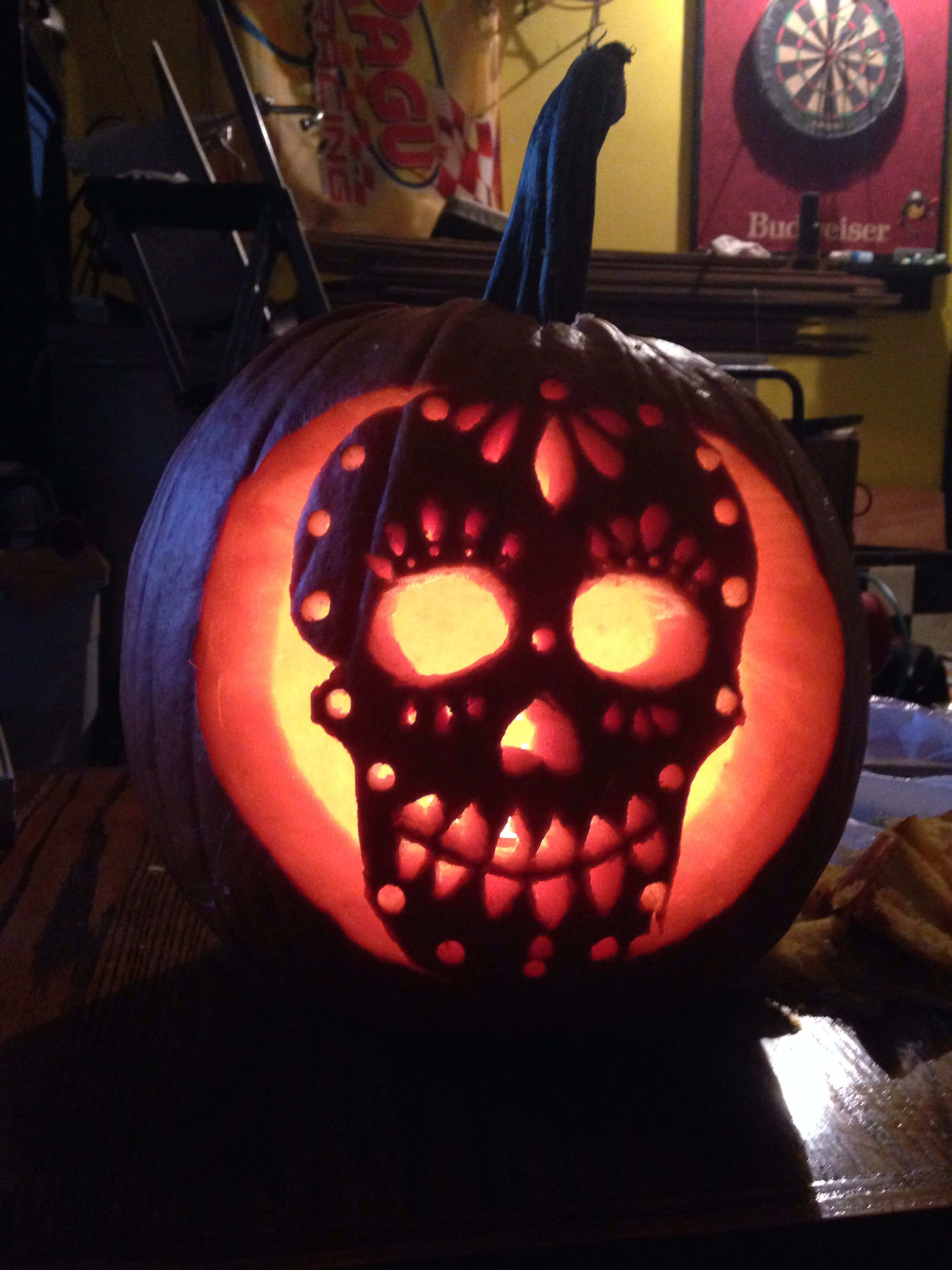 Boogeyman Nightmare Before Christmas Pumpkin Patterns | www ...