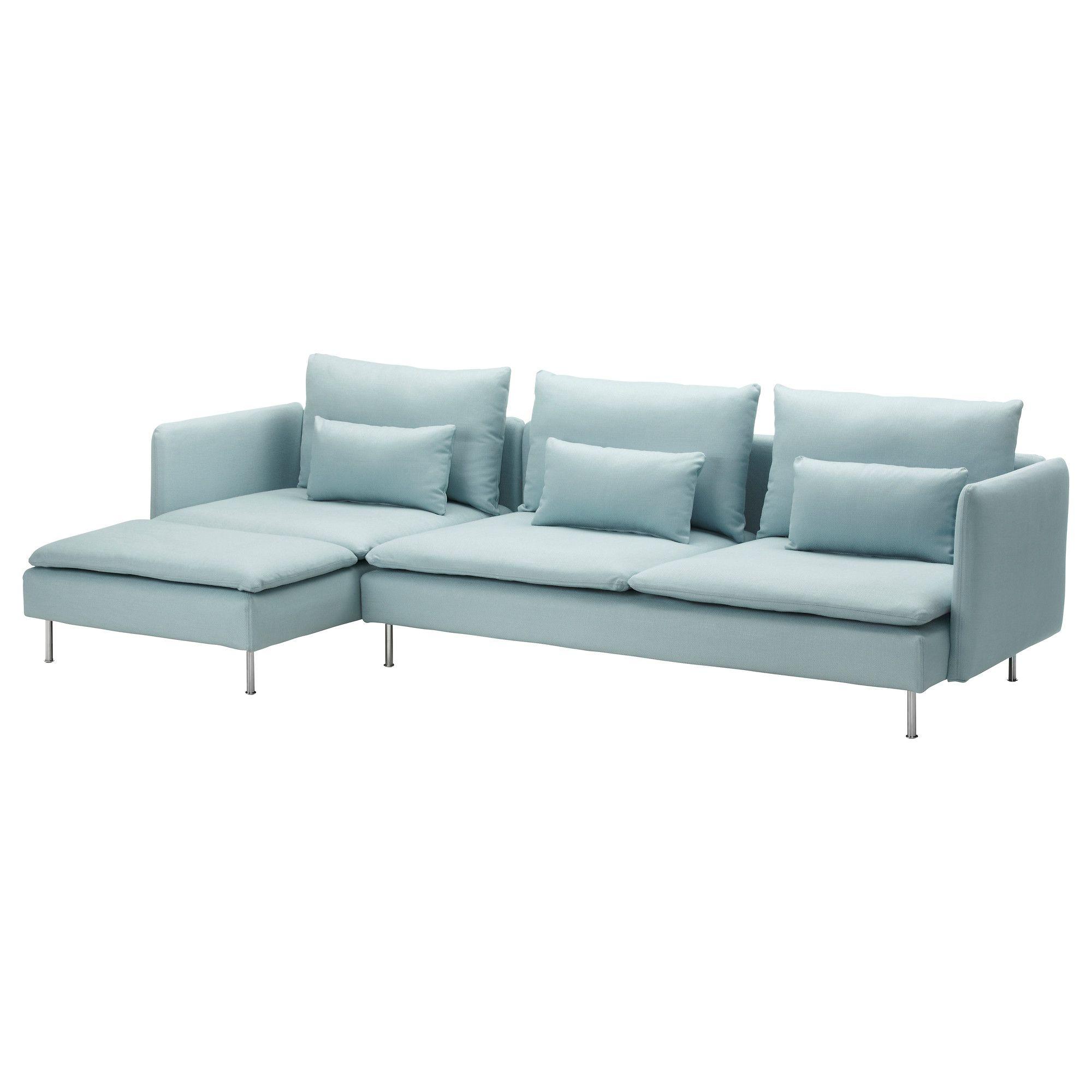 grey sofa chaise lounge flexsteel leather reclining latitudes sÖderhamn and samsta dark gray ikea