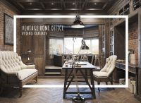 Epic Vintage Home Office Design | Office spaces, Spaces ...