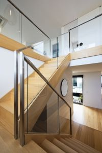 Stairs   Victorian Ash   Stained   Glass Balustrade ...