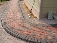 Holland Stone Paver Walkway | Outdoor Living Spaces ...