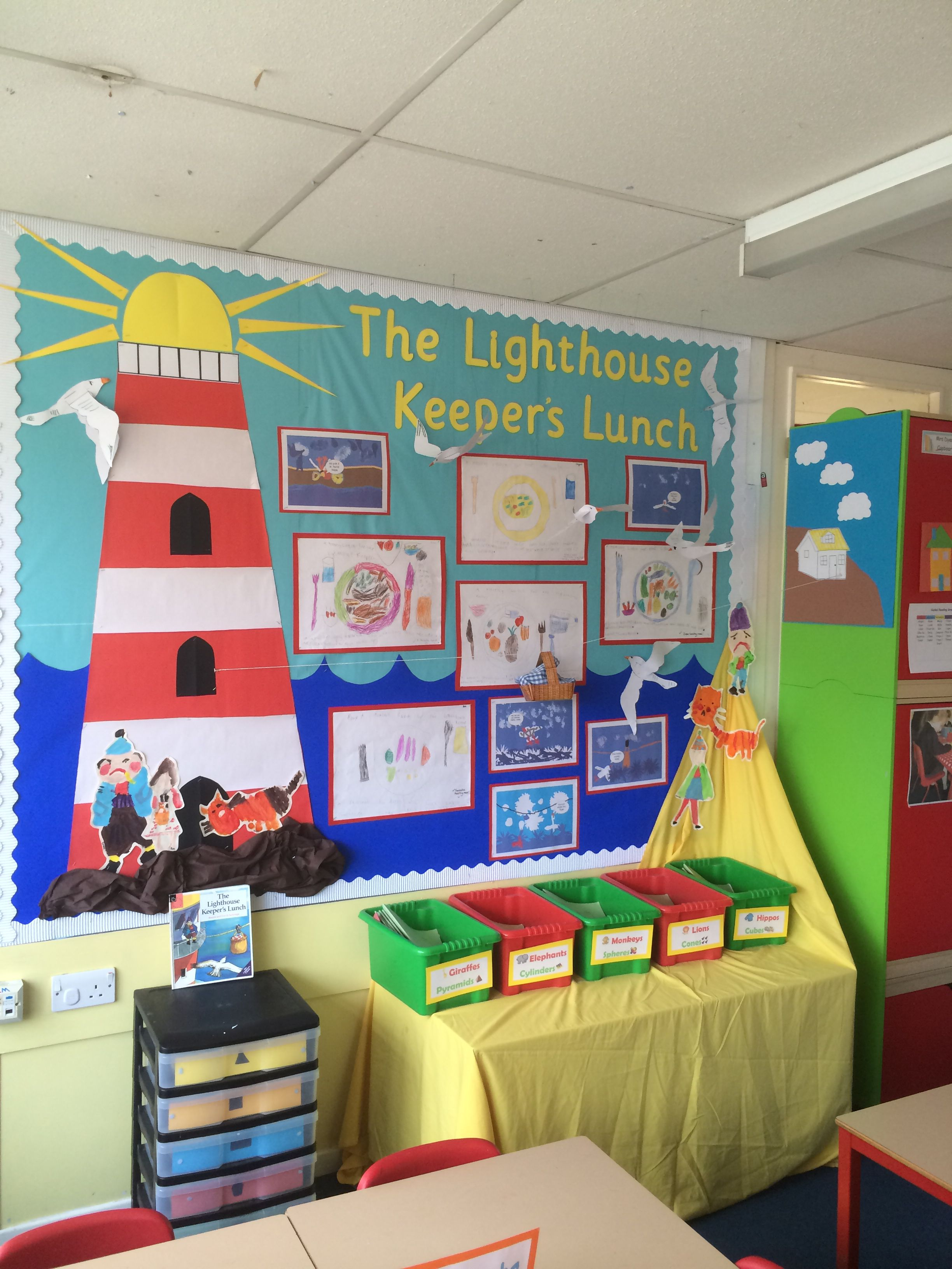 Lighthouse Keepers Lunch