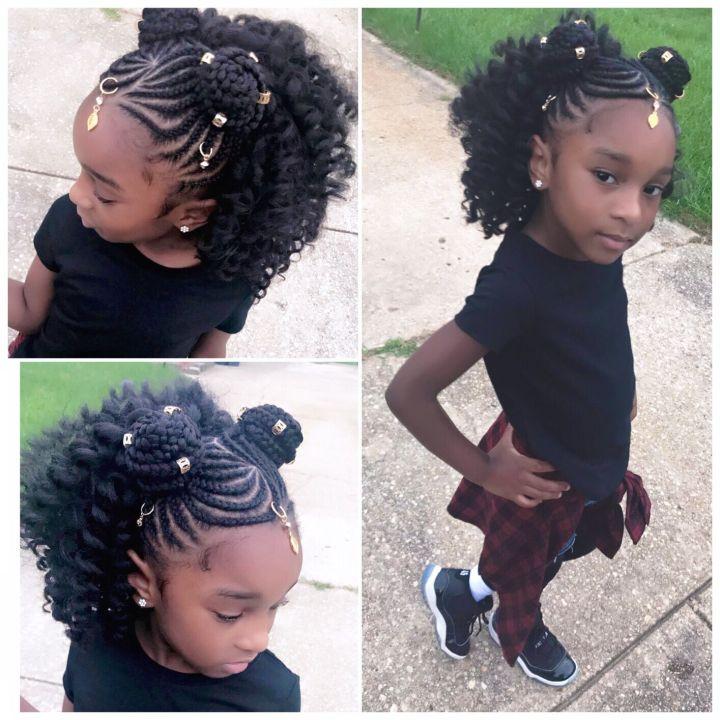 So cute Kids hairstyles Pinterest