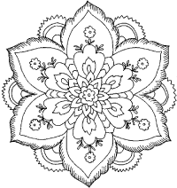 abstract coloring pages for adults - Printable Kids ...