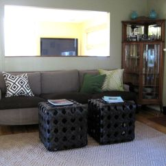 Wall Color For Gray Sofa Black Leather Metal Legs Green Walls Dark Firm Light Floors Living Room