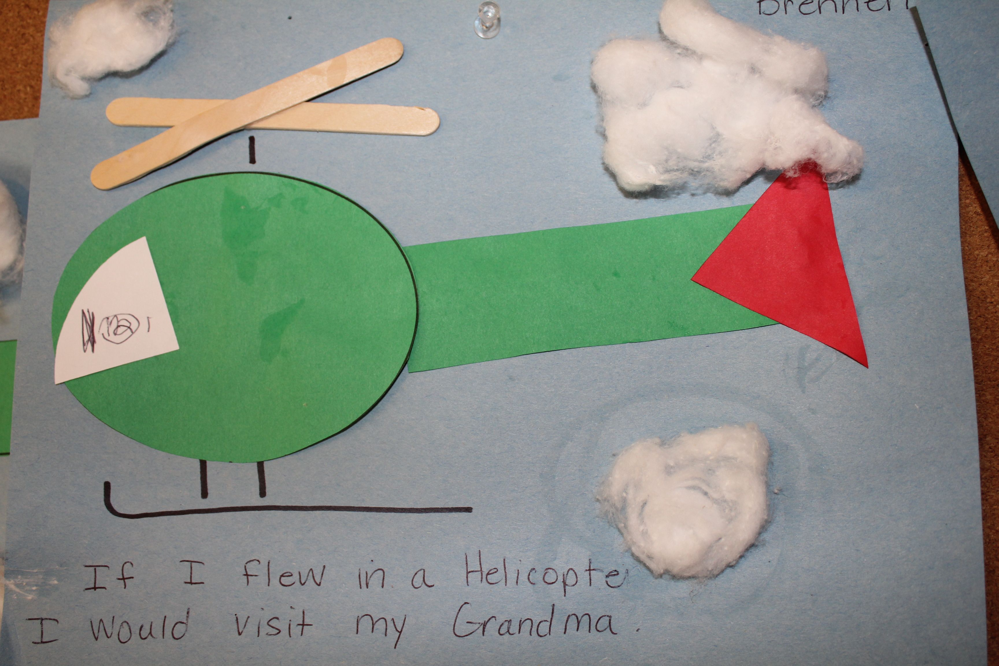 I Taught Shapes With This Activity During The Letter H