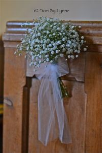 wedding+pew+vintage+deorations | , romantic and kind to ...