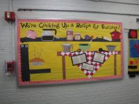 Recipe for Success Bulletin Board! | First Month of School ...