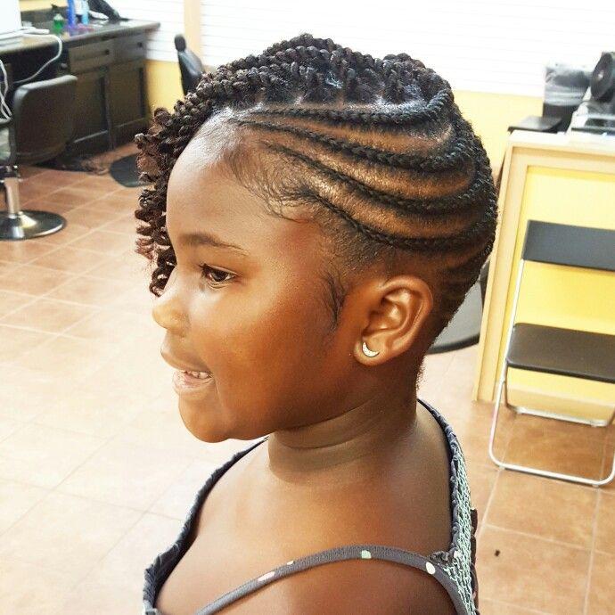 Natural Hair Kid Hairstyles  Black Hairstyles  Pinterest