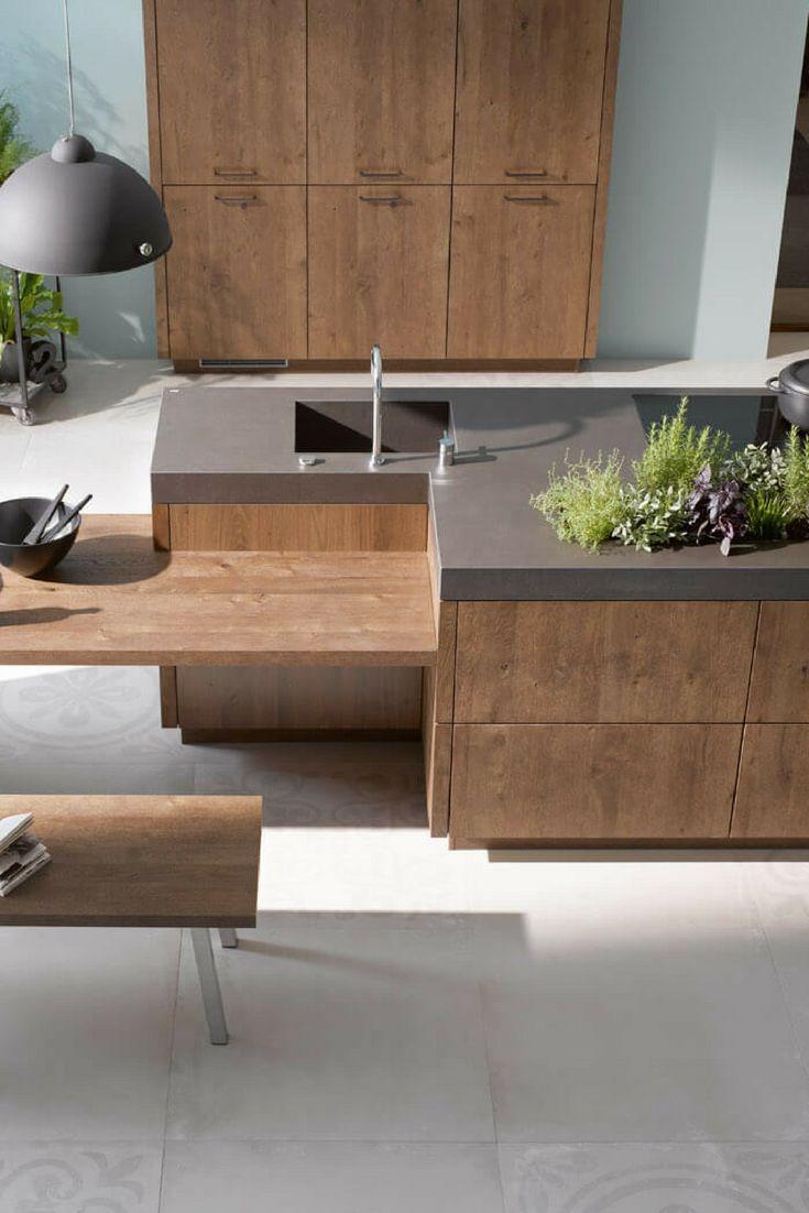 Rustikale Kuchen Bilder Ideen Fur Rustikale Landhauskuchen Aus Holz