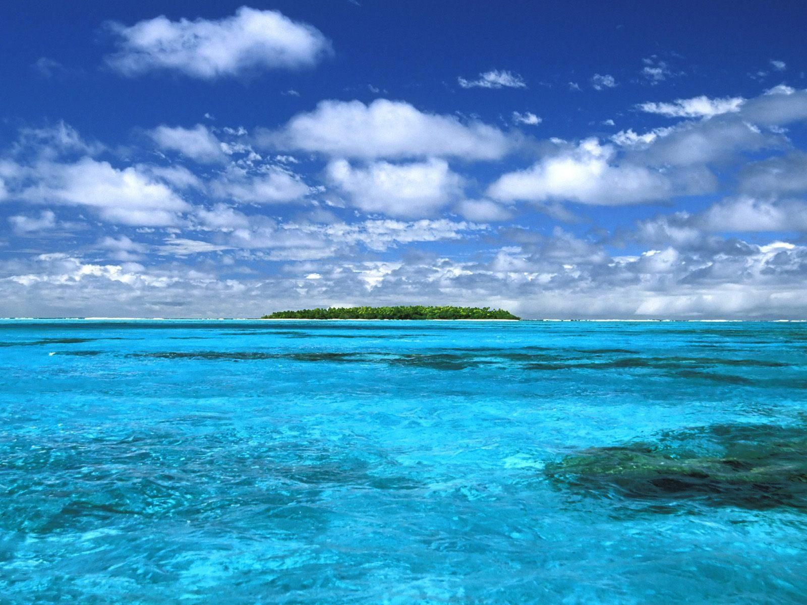 beach blue water free pc background photo | beautiful nature