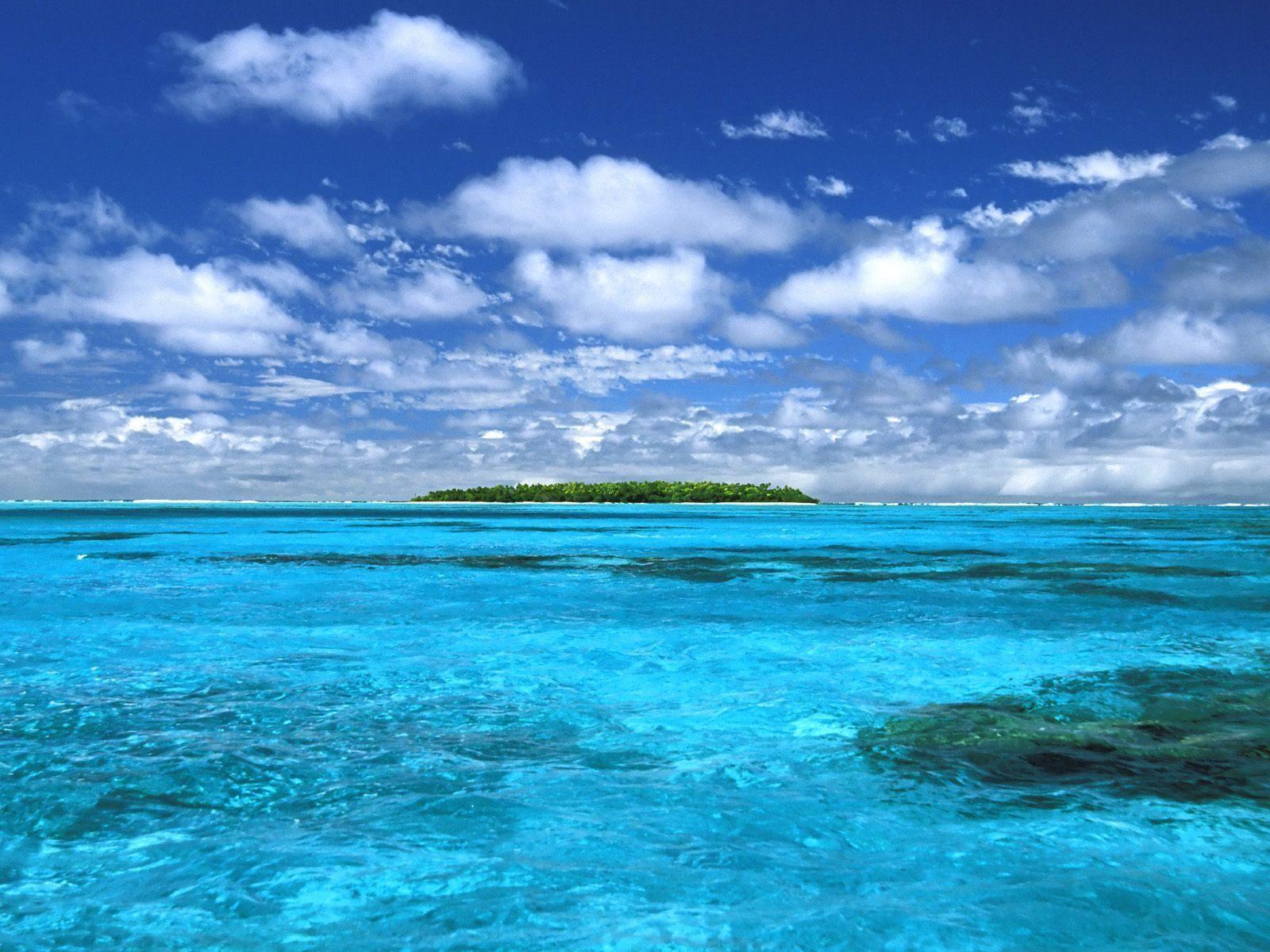 beach blue water free pc background photo | beautiful nature