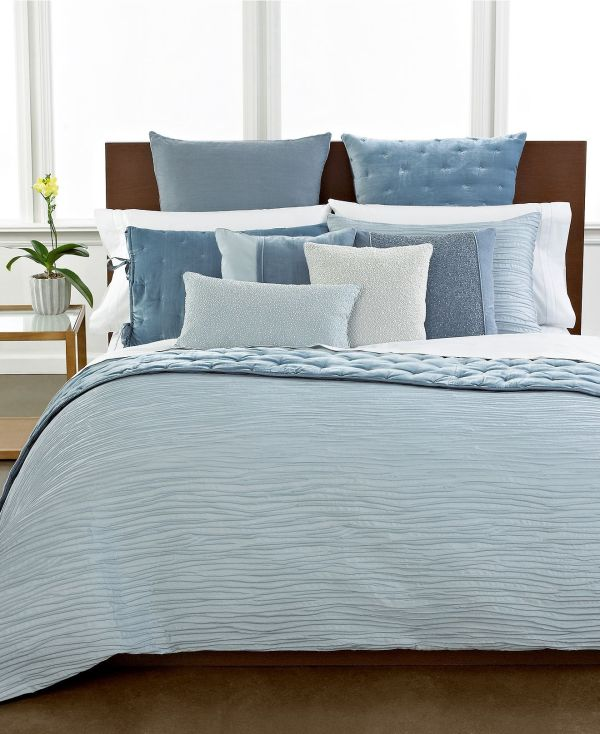 Hotel Collection Bedding Finest Waves - Collections Bed & Bath Macys