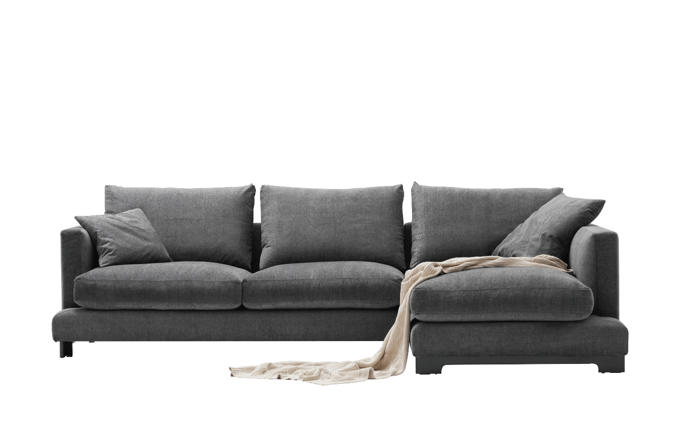 crescent sofa camerich how to reupholster a with wood trim the lazytime small is compact and understated twist