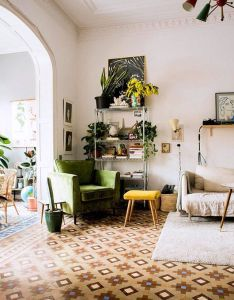 Barcelona home of designer paloma lanna via architectural digest sfgirlbybay also rh pinterest