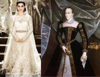 Queen Mary Stuart Reign Wedding Dress   Wedding Dress ...