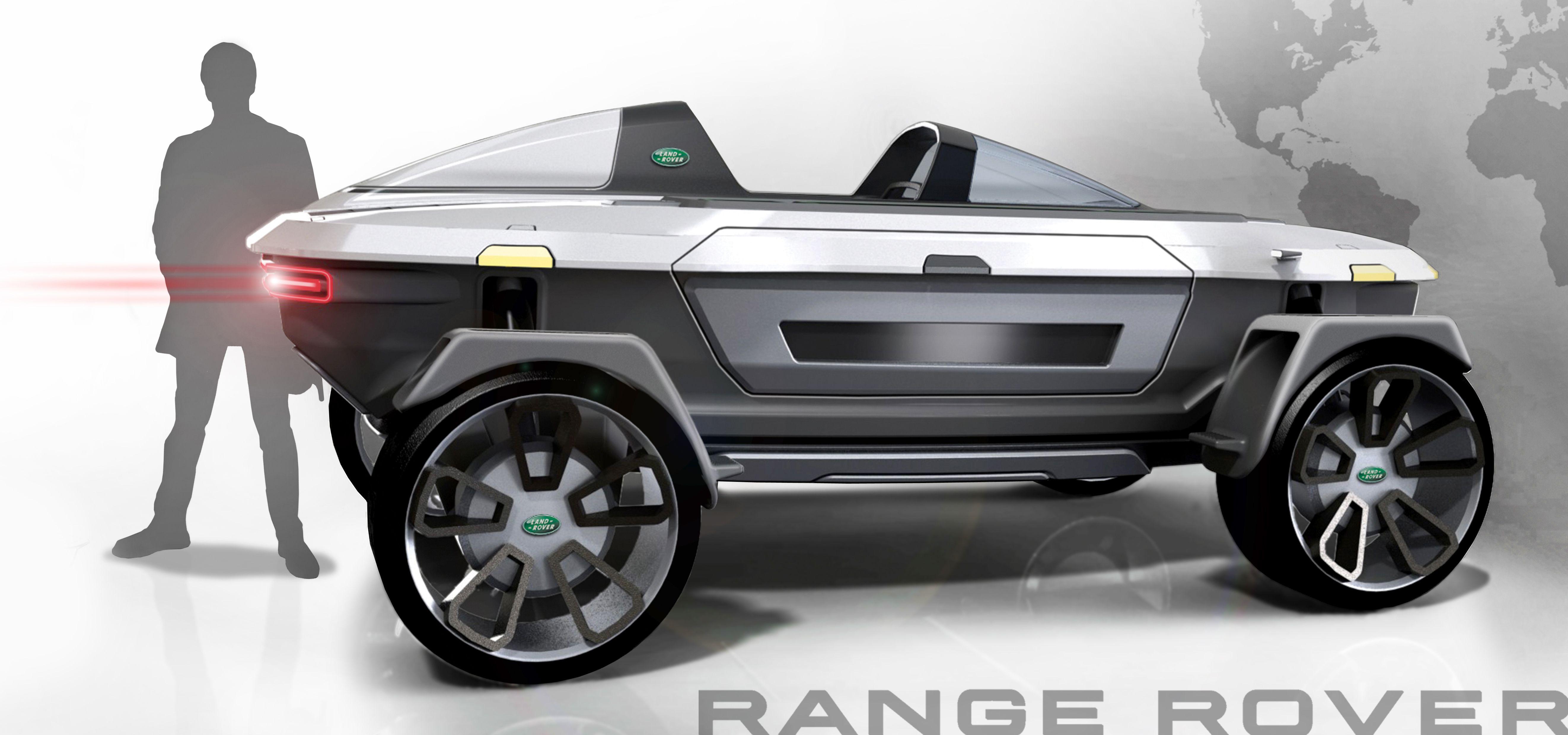 Range Rover Future Auto cars