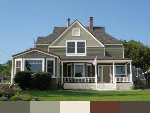 Sherwin Williams Exterior Paint Colors With Red Brick Home Painting