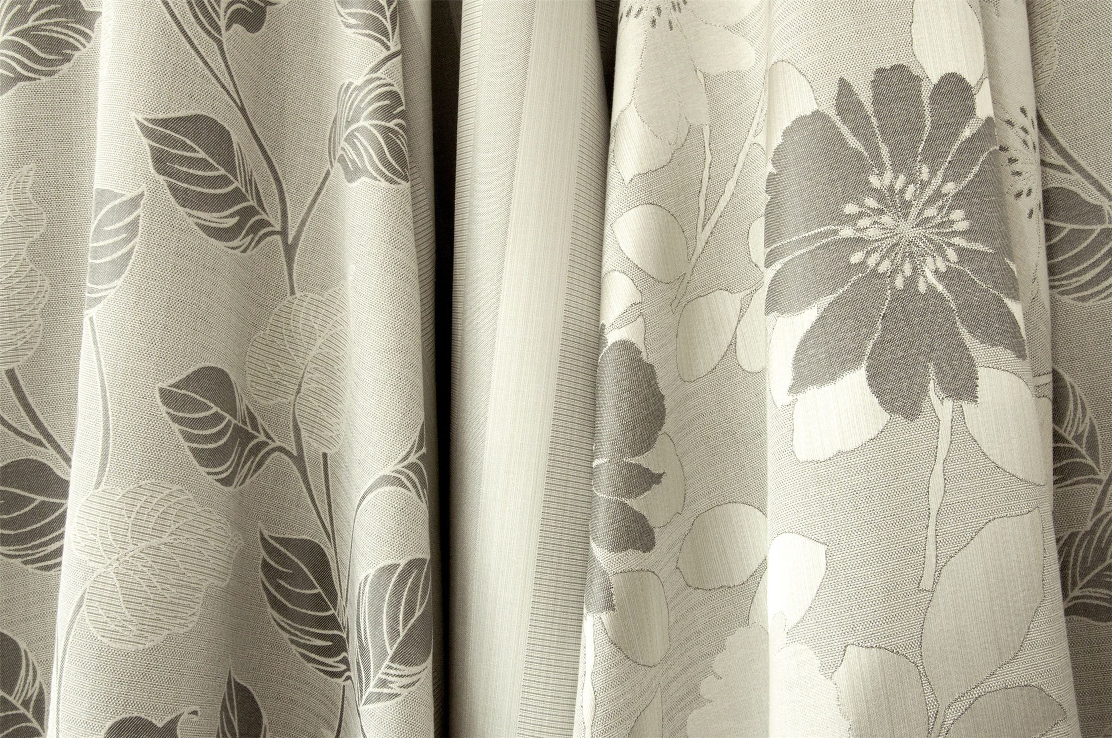 Marseille Laurent & Deauville Coordinating Drapery Fabrics By
