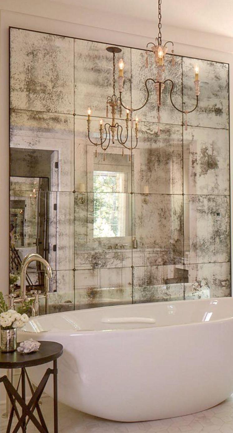 10 Fabulous Mirror Ideas to Inspire Luxury Bathroom
