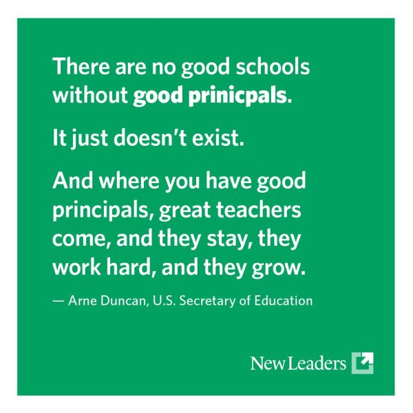Good Quotes About School Principals