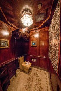 Walt Disney World Cinderella Castle Inside